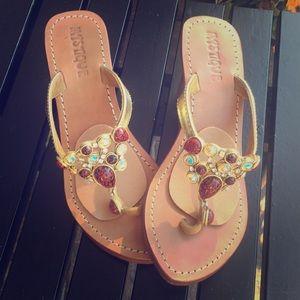 Glamorous Mystique Sandals